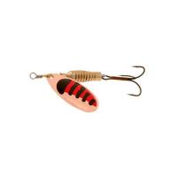 Блесна вращающаяся NORSTREAM Silta Spinner № 0 2 г цв. copper black / red