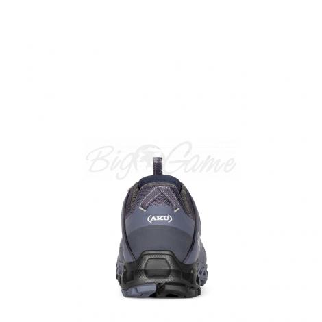 Ботинки треккинговые AKU Selvatica GTX цвет Anthracite / Black фото 4
