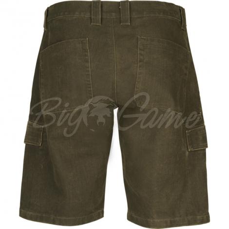 Шорты SEELAND Flint Shorts цвет Dark Olive фото 5
