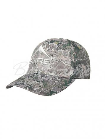 Бейсболка SKRE Hi-Line Hat цв. MTN Stealth фото 1