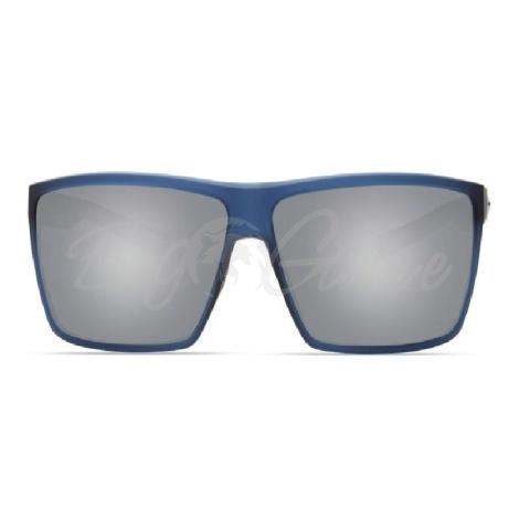 Очки COSTA DEL MAR Rincon 580 GLS р. XL цв. Matte Atlantic Blue цв. ст. Gray фото 2