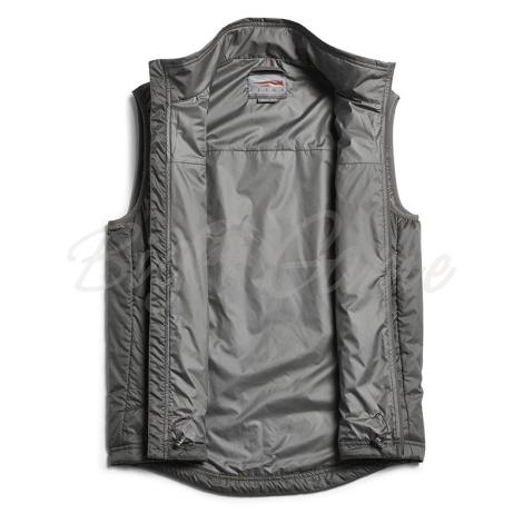 Жилет SITKA Kelvin AeroLite Vest цвет Shadow фото 2