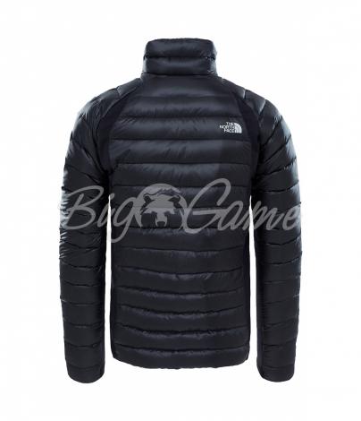 Куртка TNF M Crimptastic Hybrid цвет черный фото 2