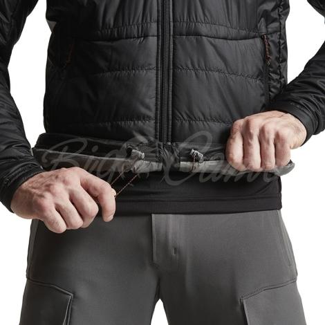 Куртка SITKA Kelvin AeroLite Jacket цвет Black фото 5