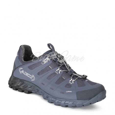 Ботинки треккинговые AKU Selvatica GTX цвет Anthracite / Black фото 1