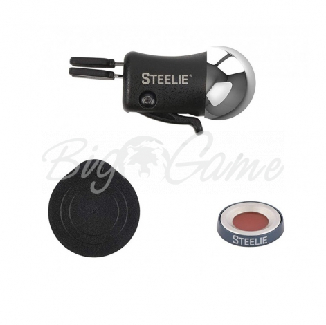 Магнитный держатель NITE IZE Steelie Orbiter Vent Mount Kit фото 1