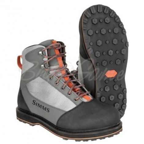 Ботинки забродные SIMMS Tributary Boot '20 цвет Striker Grey фото 5