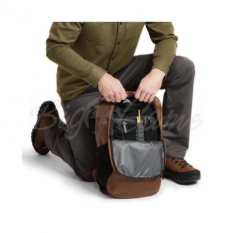 Рюкзак SITKA Drifter Travel Pack цвет Coyote / Black фото 5
