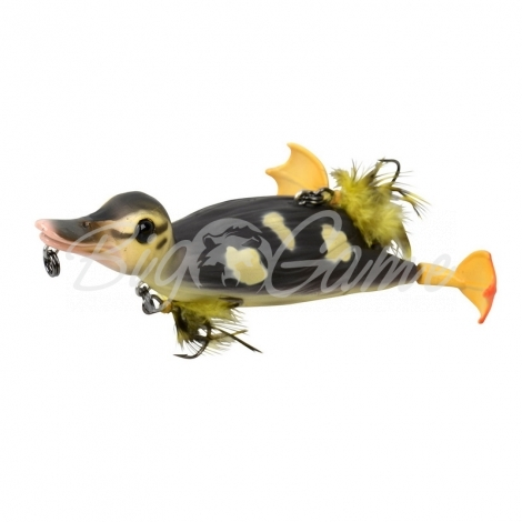 Приманка SAVAGE GEAR 3D Suicide Duck 10,5 см цв. 01-Natural 53730 фото 1