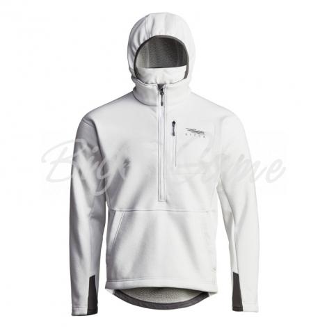 Толстовка SITKA Gradient Hoody цвет White фото 1