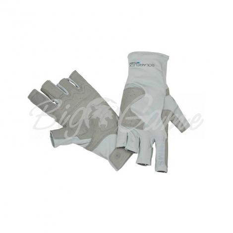Перчатки SIMMS Solarflex Guide Glove цвет Ash фото 1