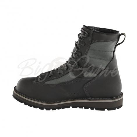 Ботинки забродные PATAGONIA Foot Tractor Wading Boots-Sticky Rubber цвет серый фото 4