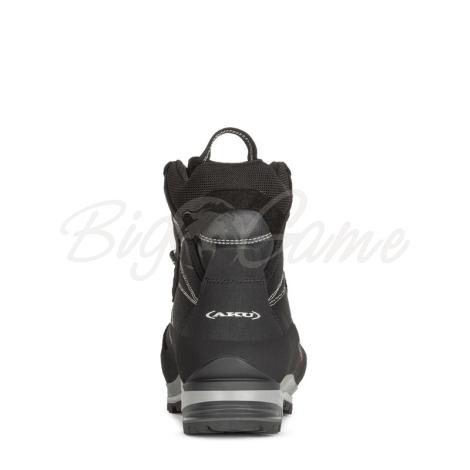 Ботинки треккинговые AKU Tengu Tactical GTX цвет Black 974T-052-10 фото 4