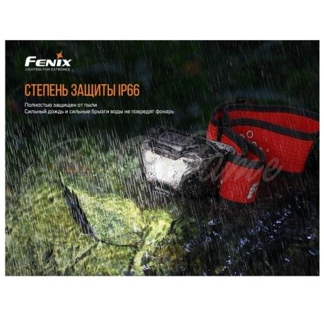 Фонарь налобный FENIX HL18R-T (Cree XP-G3 S3, EVERLIGHT 2835) фото 14