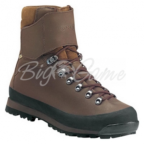 Ботинки охотничьи AKU Jager Low Top GTX цвет Brown фото 1