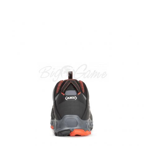 Ботинки треккинговые AKU Selvatica GTX цвет Black / Red фото 4