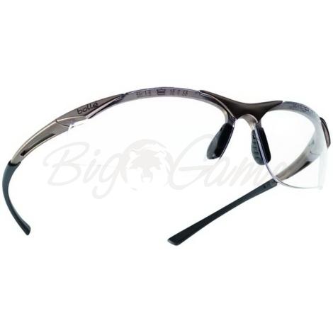 Очки открытые BOLLE CONTOUR прозрачная линза + мешок фото 1