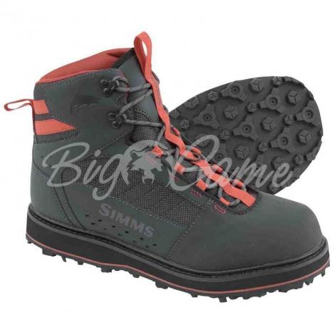 Ботинки SIMMS Tributary Boot цвет Carbon фото 1