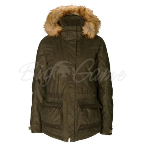 Куртка женская SEELAND North Lady Jacket цвет Pine green фото 1