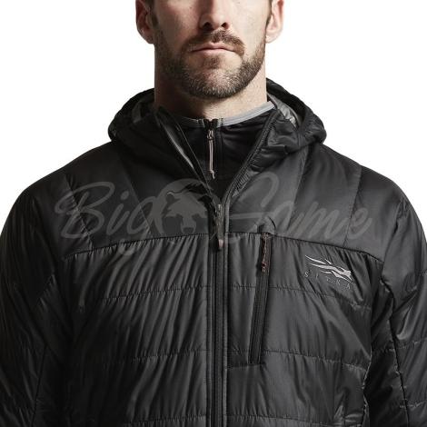 Куртка SITKA Kelvin AeroLite Jacket цвет Black фото 6