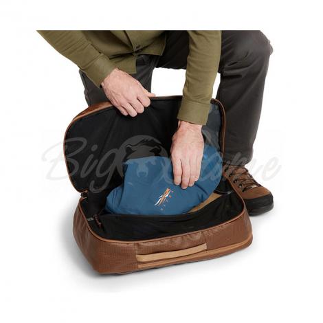 Рюкзак SITKA Drifter Travel Pack цвет Coyote / Black фото 6