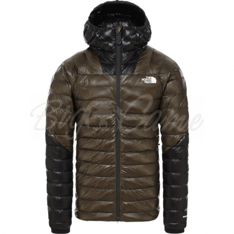 Куртка THE NORTH FACE Men's L3 Summit Series Down Jacket цвет Taupe Green/Black фото 1
