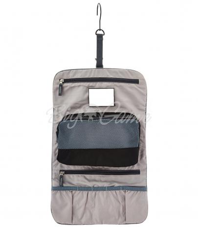 Несессер  DEUTER 2021 Wash Bag II цв. Black / Titan 39434_7490 фото 2
