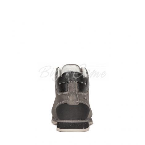 Ботинки треккинговые AKU Bellamont III FG Mid GTX цвет Grey / Light Blue фото 4