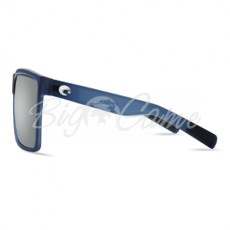 Очки COSTA DEL MAR Rincon 580 GLS р. XL цв. Matte Atlantic Blue цв. ст. Gray фото 3