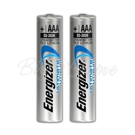 Батарейка ENERGIZER Ultimate Lithium FR03 AAA в бл.2 фото 1