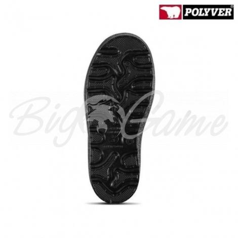 Сапоги POLYVER LOW укороченные12 цвет черный фото 2