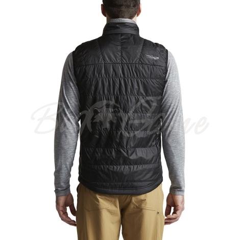 Жилет SITKA Kelvin AeroLite Vest цвет Black фото 6
