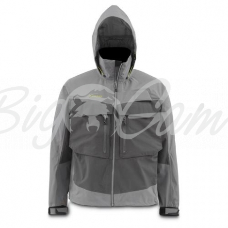 Куртка SIMMS G3 Guide Jacket цвет Lead фото 1