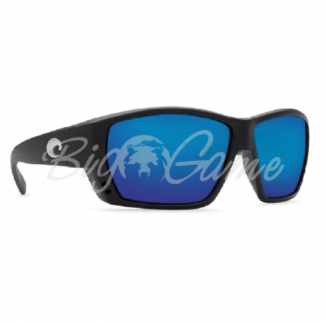 Очки COSTA DEL MAR Tuna Alley Readers 580 P +2.00 р. L цв. Matte Black цв. ст. Blue Mirror фото 1