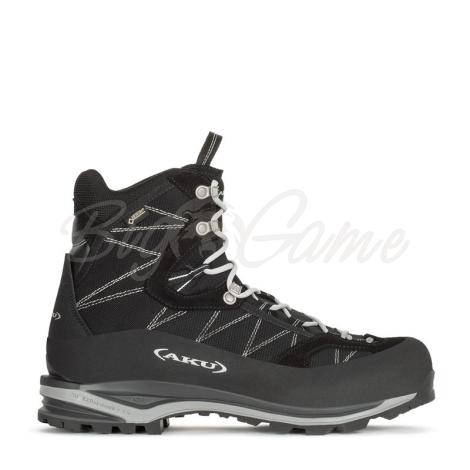 Ботинки треккинговые AKU Tengu Tactical GTX цвет Black фото 5