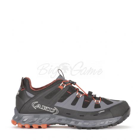 Ботинки треккинговые AKU Selvatica GTX цвет Black / Red фото 5