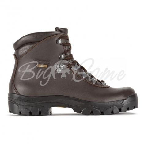 Ботинки охотничьи AKU Alpen GTX цвет Brown фото 5