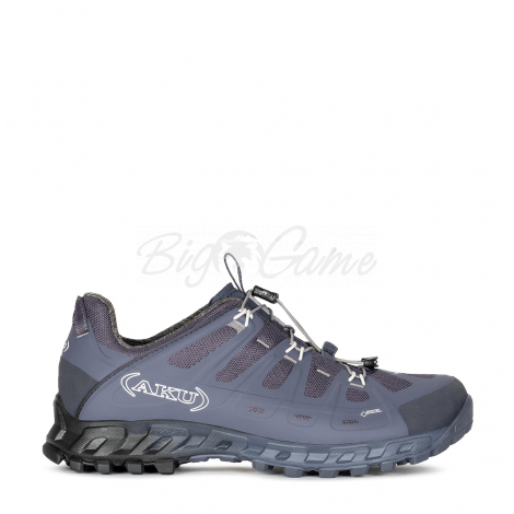 Ботинки треккинговые AKU Selvatica GTX цвет Anthracite / Black фото 5