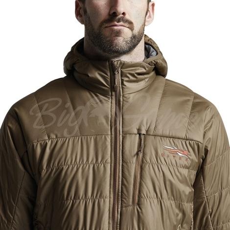 Куртка SITKA Kelvin AeroLite Jacket цвет Coyote фото 6