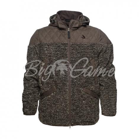 Куртка SEELAND Tyst Jacket цвет Moose brown фото 1