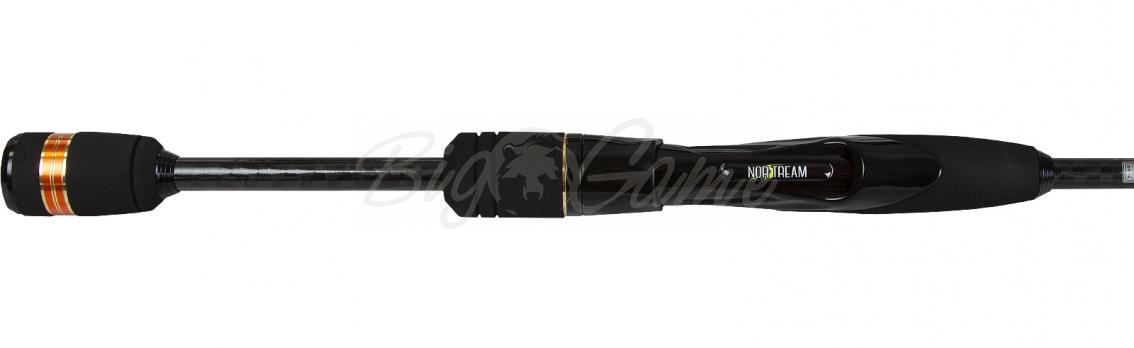 Удилище спиннинговое NORSTREAM Ultra New 782ML тест 4 - 18 г фото 1