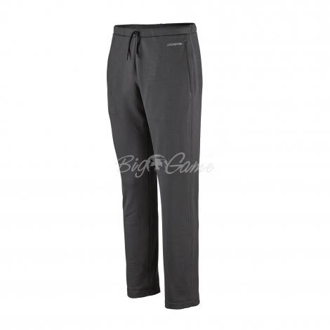 Брюки PATAGONIA Men's R1 Pants цвет Forge Grey фото 1