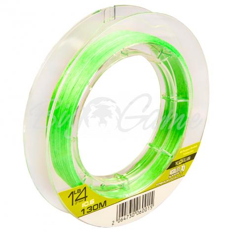Плетенка NORSTREAM Absolute Game 8x #1,2 цв. fluo light green NBLA8-12150 фото 4