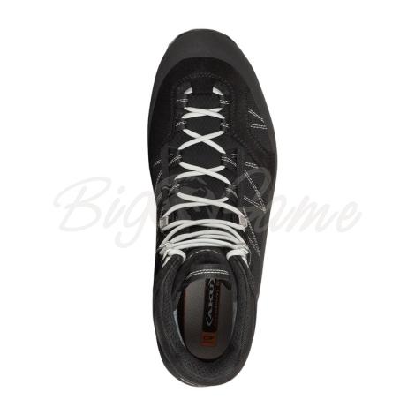 Ботинки треккинговые AKU Tengu Tactical GTX цвет Black 974T-052-10 фото 2
