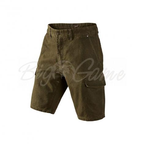 Шорты SEELAND Flint Shorts цвет Mudd green фото 1