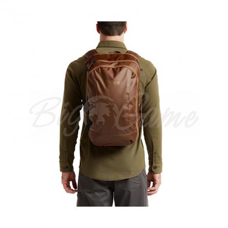Рюкзак SITKA Drifter Travel Pack цвет Coyote / Black фото 2