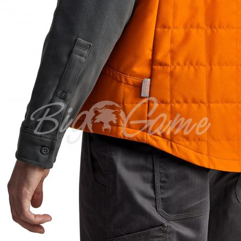 Жилет SITKA Grindstone Work Vest цвет Orange фото 2