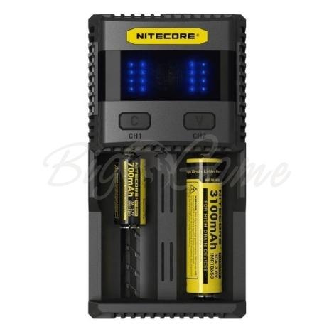 Зарядное устройство NITECORE SC2 18650 Intellicharge V2 фото 1