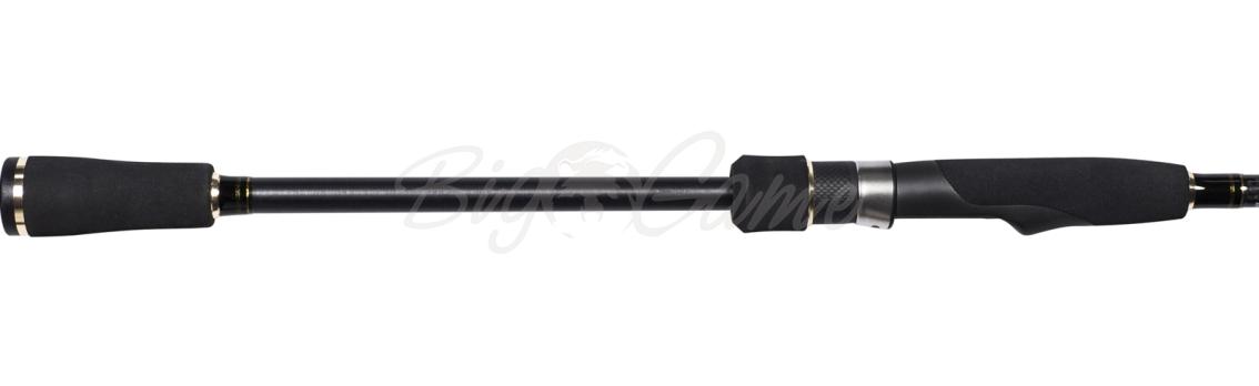 Удилище спиннинговое ZETRIX Ambition-X AXS-702LL 2,13 м тест 2 - 9 гр. AXS-702LL фото 1