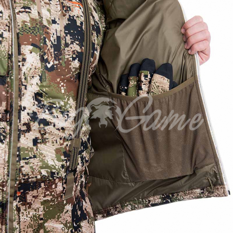 Куртка SITKA Kelvin Hoody цвет Optifade Subalpine фото 5